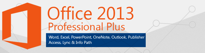 Office Professional Plus 2013 Aktivierungsschlüssel -  Word, Excel, PowerPoint, OneNote, Outlook, Publisher, Access, Lync, Info Path