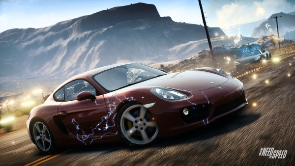 Need for Speed: Rivals Limited Edition