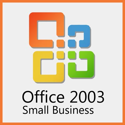 Microsoft Office 2003 Small Business - Word, Excel, Power Point, Outlook, Publisher, Business Contact Manager
