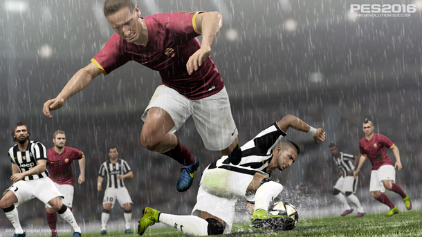 Pro Evolution Soccer 2016 - Anniversary Edition - PS3