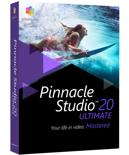 Corel Pinnacle Studio Ultimate - (v. 20)