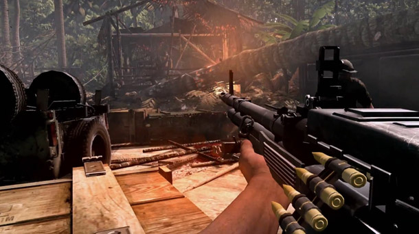 Rambo - The Video Game PC - Uncut