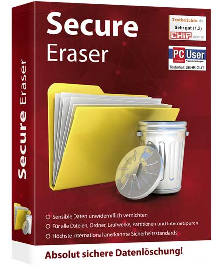 Secure Eraser - Box