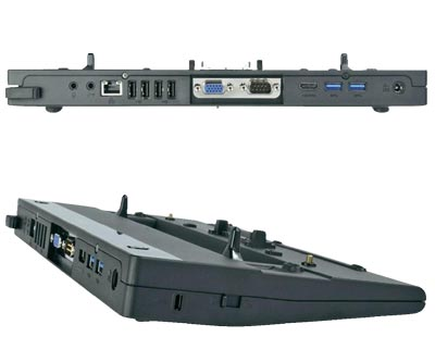 Toshiba Hi-Speed Port - Dockingstation - PA3838E-1PRP