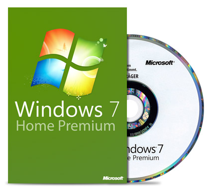 Windows 7 Home Premium 64 Bit - MAR Refurbished