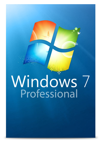 Windows 7 Professional 64 Bit SB