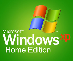 Windows XP Home SP3