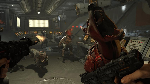 Wolfenstein II : The New Colossus - PS4